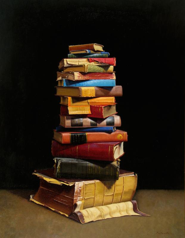 Ephraim Rubenstein's Book Pile XXXXI