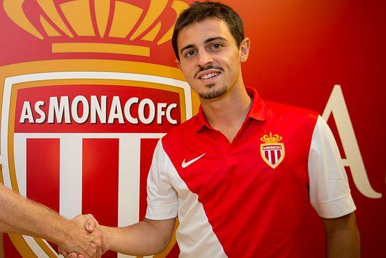 Bernardo Silva officiellement monégasque