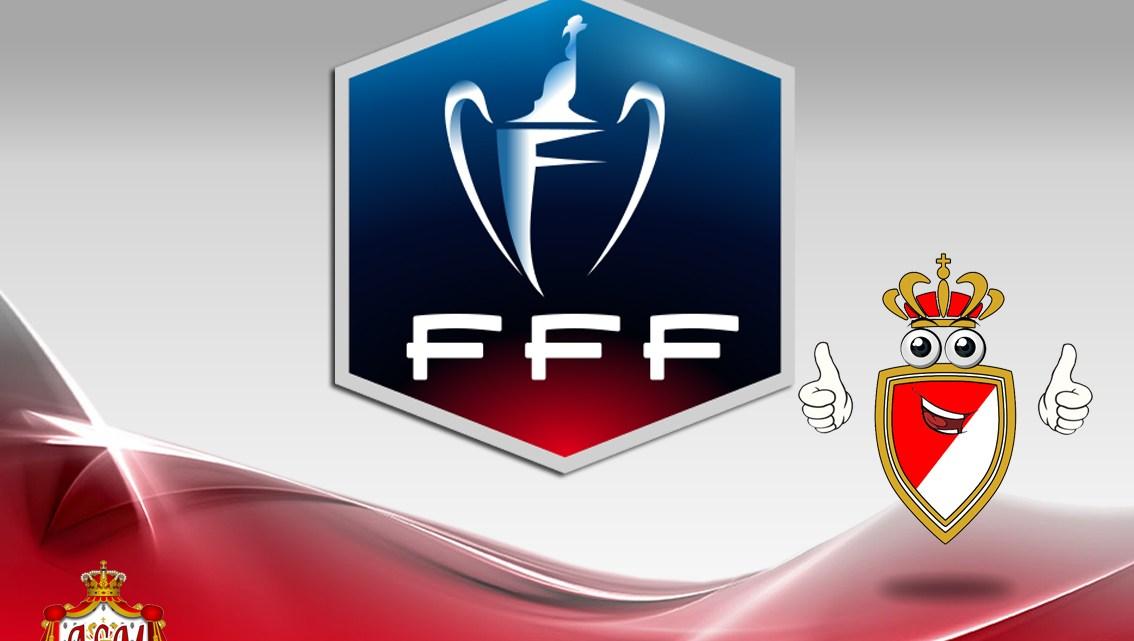 CdF : Monaco recevra Reims en 32èmes