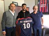Youssef Aït Bennasser prêté à Caen