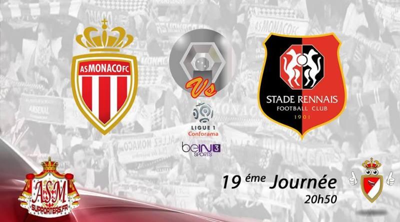 Monaco-Rennes