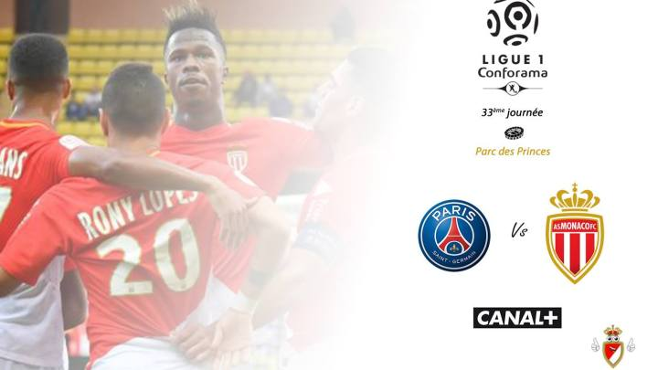 [L1J33] Paris – AS Monaco (7-1)