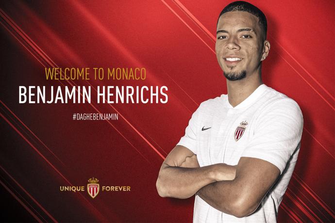 39 Benjamin HENRICHS