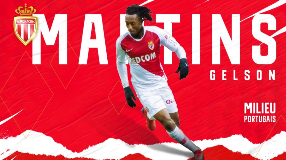 Gelson Martins dans l'équipe type de la semaine !