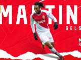 Gelson Martins de nouveau dans l'équipe type de la semaine !
