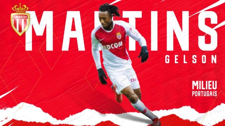 Officiel : Gelson Martins reste à Monaco!