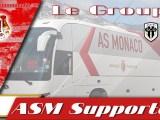 Angers - Monaco groupe monégasque
