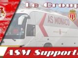 Monaco-Nantes : le groupe monégasque, avec Golovin