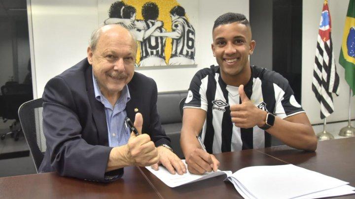 Officiel : Jorge prêté à Santos