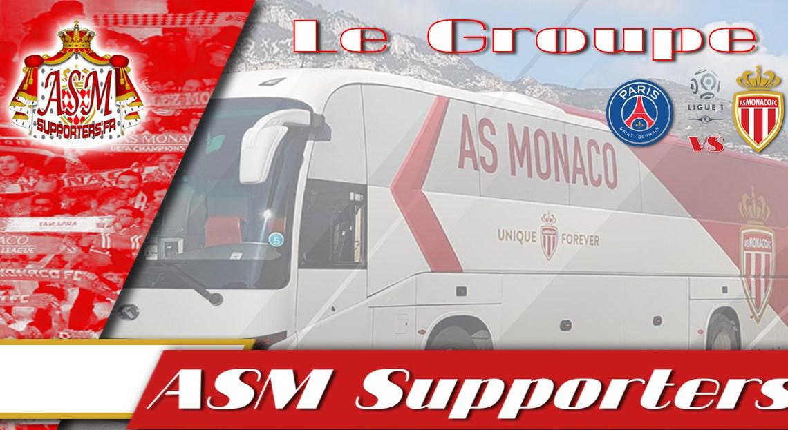 Paris-Monaco : Le groupe monégasque
