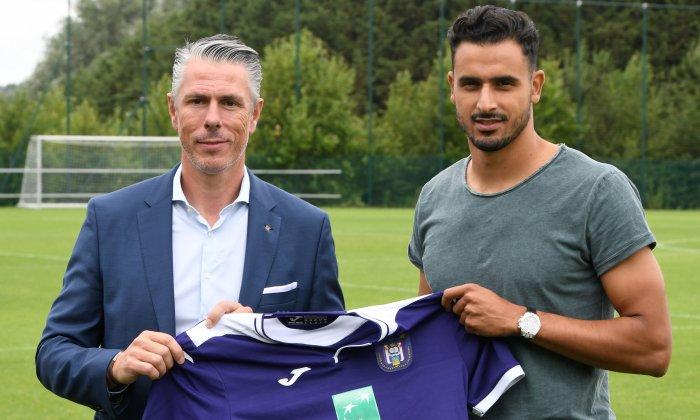 Officiel : Chadli en prêt à Anderlecht