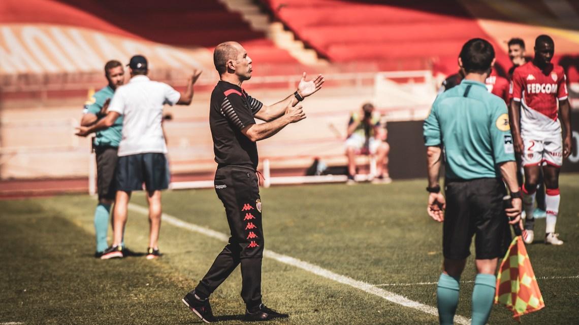 """Leonardo Jardim : """"respecter le club"""""""