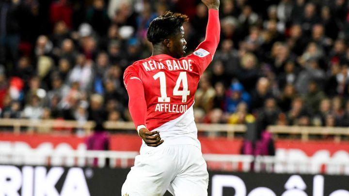 """K. Baldé : """"Je suis à 100% à Monaco la saison prochaine"""""""