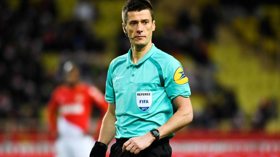 ASM-PSG : l'arbitre du match