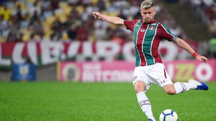 Caio Henrique :  à gauche toute !