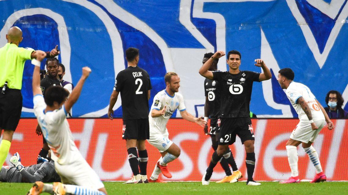 Ligue 1 : les résultats de la 4ème journée
