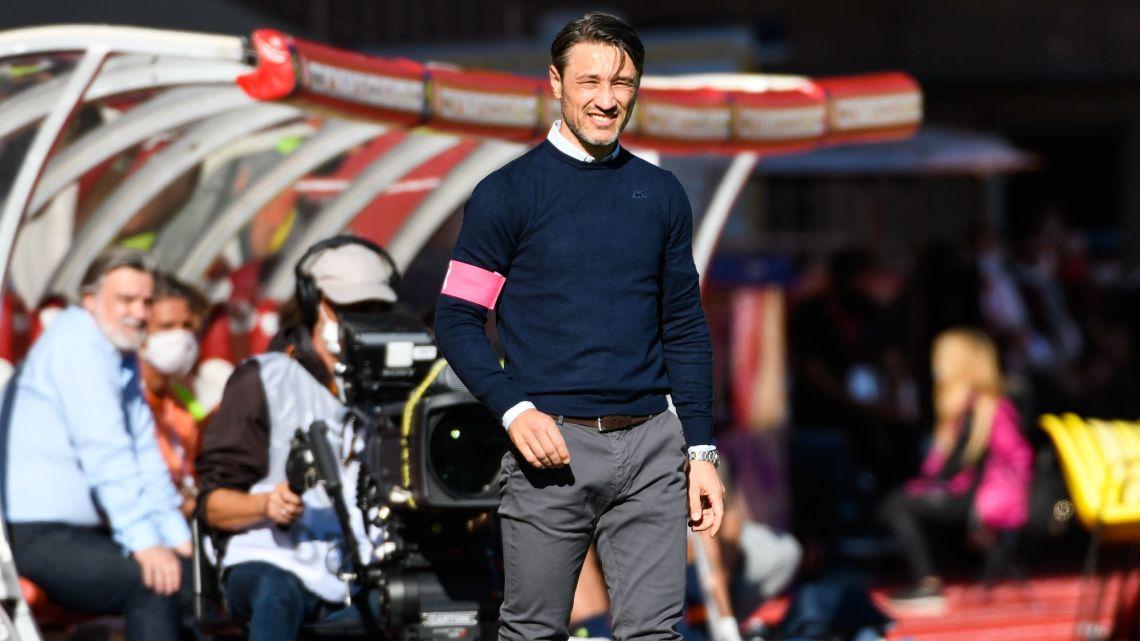 "Kovac : "" Le football est un jeu où il y a des erreurs """