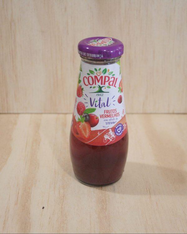 Compal Frutos Vermelhos
