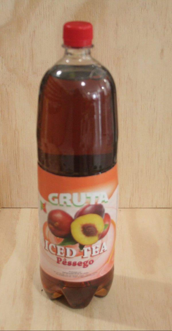 Gruta Iced Tea Pêssego 1,5L