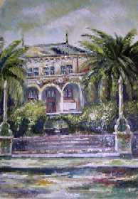 Asmara theatre 1925 - Asmara Eritrea