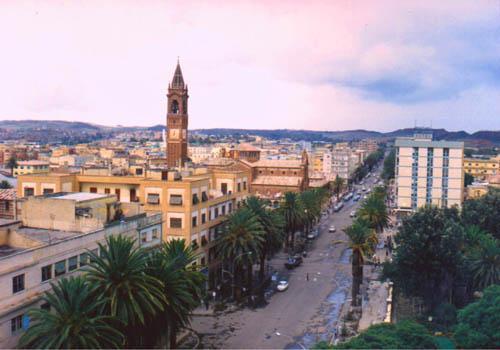 View over Asmara (1970)