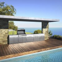 Outodoor kitchen LANCELLOTTI