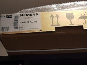 Siemens Kochfel EX645fxce1e