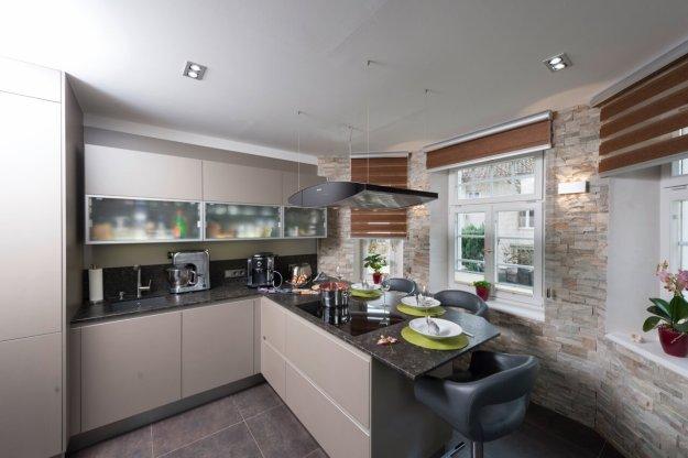 Realisierte Kundenküche in Rosenheim