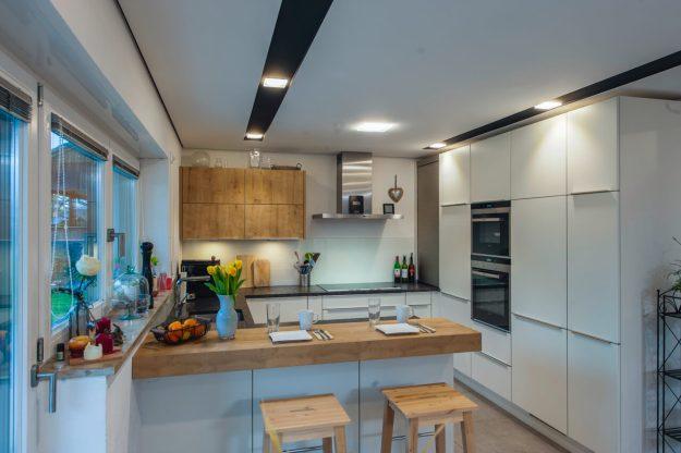 Realisierte Kundenküche in Winhöring