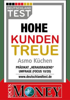 Hohe Kundentreue_Asmo KÅchen