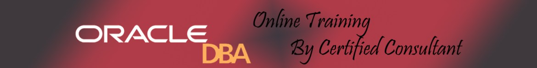 oracle dba training banner