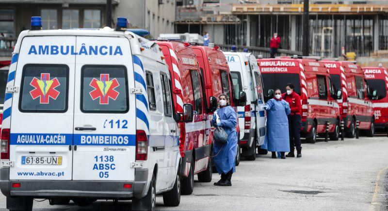 Covid-19: Portugal com 225 mortes e 7.914 casos de infeção nas últimas 24 horas