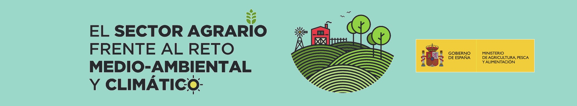 """Jornada """"El Sector Agrario frente al Reto Medioambiental y Climático"""""""
