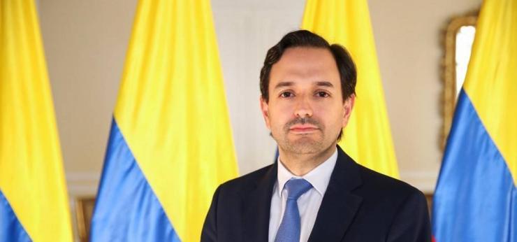 Diego Mesa Puyo nuevo Ministro de Minas y Energía   Asocapitales