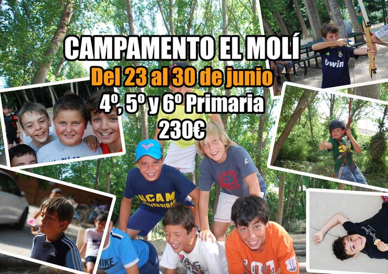 actividades verano El Molí
