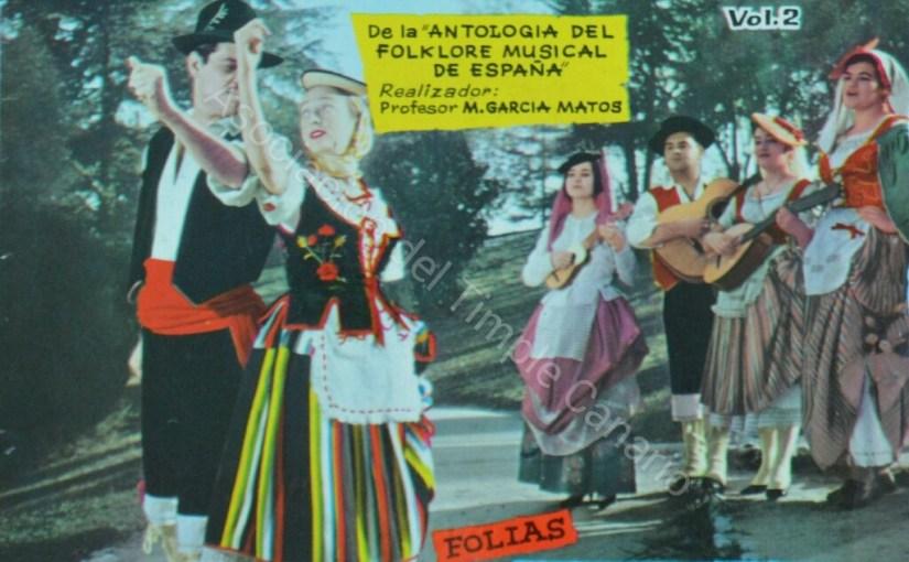 Cancionero folklórico de las Islas Canarias vol 2