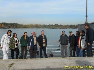 lago polvoranca