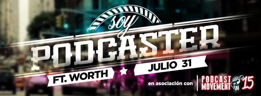 soy podcaster