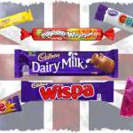 British Foods: Chocolcate + Sweets from the UK - Cadbury's Nestle Maynards