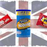 British Biscuits: Hobnobs, Digestives, Penguins, Garibaldi Biscuits and more!