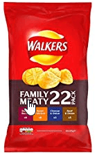 Crisps from England on Amazon