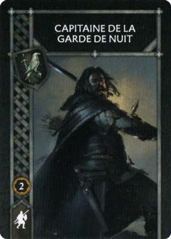 Capitaine de la Garde de Nuit (Recto) FR