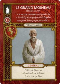 Le Grand Moineau - Père de la Foi (Recto) FR