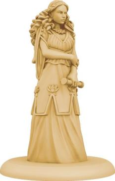 Shyra Errol - Lady of Haystack Hall 3D Render