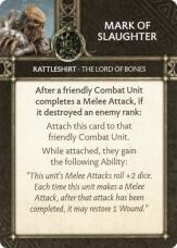 Rattleshirt - The Lord Of Bones - ButcherMark Of Slaughter