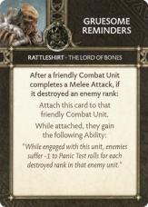 Rattleshirt - The Lord Of Bones - Gruesome Reminders