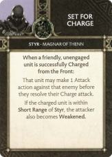 Styr - Magnar Of Thenn - Set For Charge