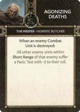 The Weeper - Horrific Butcher - Agonizing Deaths