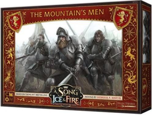 The Mountain's Men Boite de jeu
