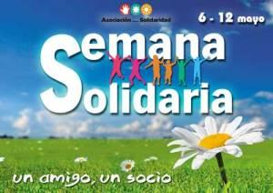 Cartel Semana Solidaria Vigo 2013